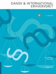 dansk og international erhvervsret - bog
