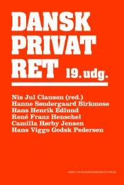 dansk privatret 19. udg - bog