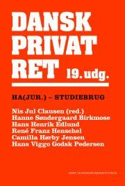 dansk privatret ha - jur.