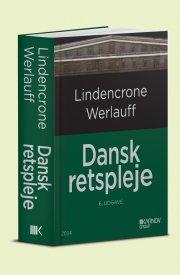 dansk retspleje - bog