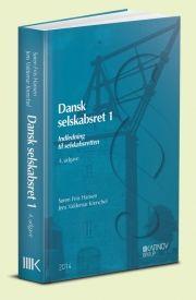 dansk selskabsret 1 - bog