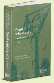 dansk selskabsret 2 - bog