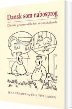 dansk som nabosprog - bog