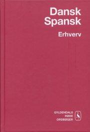 dansk-spansk erhvervsordbog - bog