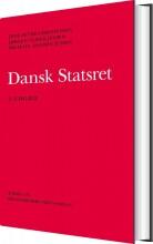 dansk statsret - bog