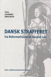 dansk strafferet - bog