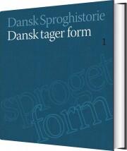 dansk tager form - bog