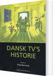 dansk tv's historie - bog