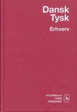 dansk-tysk erhvervsordbog - bog