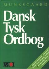 dansk-tysk ordbog - bog