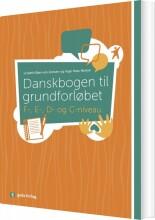 danskbogen til social-og sundhedselever niveau d,e,f - bog