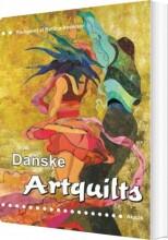 danske artquilts - bog