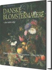 danske blomstermalere - bog