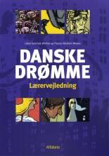 danske drømme, lærervejledning - bog