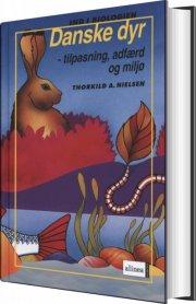 danske dyr - bog