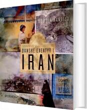 danske eventyr i iran - bog