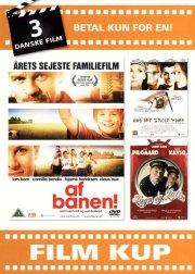 af banen // bag det stille ydre // løgn og latin - DVD