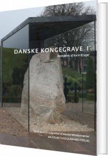 danske kongegrave i-iii - bog