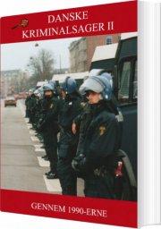 danske kriminalsager ii - bog