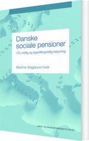danske sociale pensioner - bog