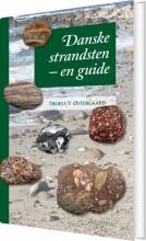 danske strandsten - bog