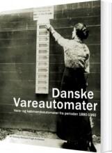 danske vareautomater - bog