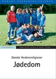 danske verdensreligioner - jødedom - bog