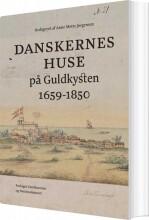 danskernes huse på guldkysten - bog
