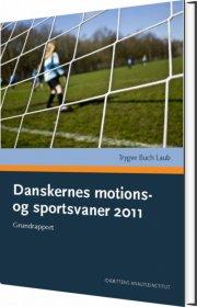 danskernes motions- og sportsvaner 2011 - bog
