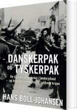 danskerpak og tyskerpak - bog