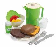dantoy legemad - frokost sæt - Rolleleg
