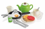 dantoy legemad - green garden - morgenmad sæt - Rolleleg