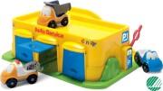 dantoy legetøjsgarage - auto service - Køretøjer Og Fly