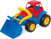 traktor legetøj fra dantoy med grab - Udendørs Leg