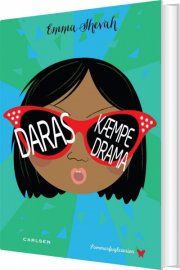 daras kæmpe drama - bog