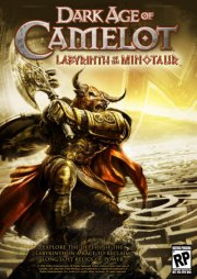dark age camelot: labyrinth minotaur - PC