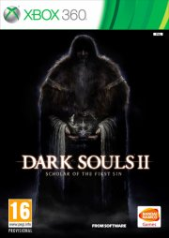 dark souls ii (2): scholar of the first sin - xbox 360