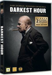 darkest hour 2017 - winston churchill - DVD