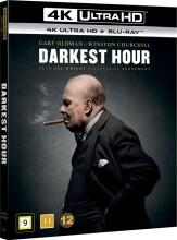 darkest hour 2017 - winston churchill - 4k Ultra HD Blu-Ray