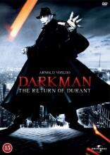 darkman 2 - the return of durant - DVD
