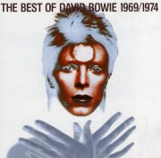 david bowie - the best of david bowie 1969-1974 - cd