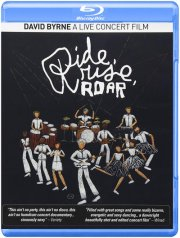 david byrne - ride rise roar - Blu-Ray