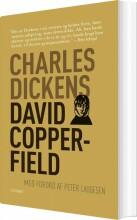 david copperfield, klassiker - bog