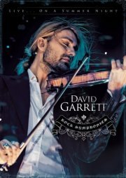 david garrett live on a summer night - rock symphonies - DVD