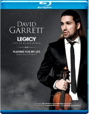 david garrett: playing for my life - Blu-Ray