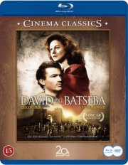 david and bathsheba  - BLU-RAY + DVD