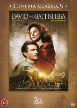 david og bathsheba - DVD