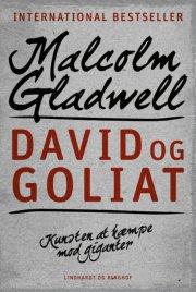 david og goliat - kunsten at kæmpe mod giganter - bog