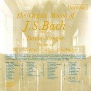 david sanger - the organ music of j.s.bach, vol 1 - cd