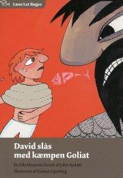 david slås med kæmpen goliat - bog